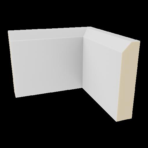 Baseboard 1 - Inside Corner 3D Model