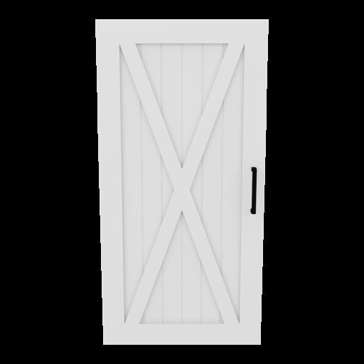 Door 6 - Left 3D Model
