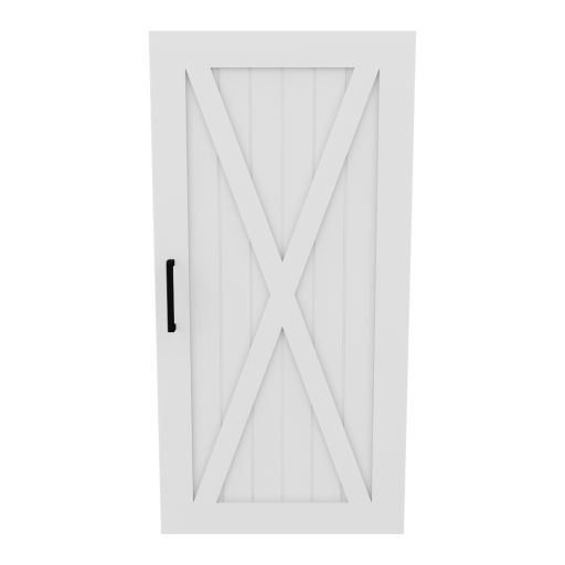 Door 6 - Right 3D Model
