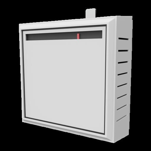 Thermostat 1 3D Model