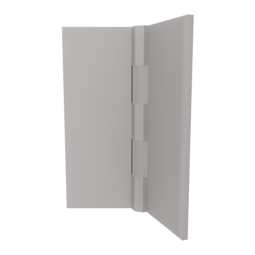 Door Hinge 1 3D Model