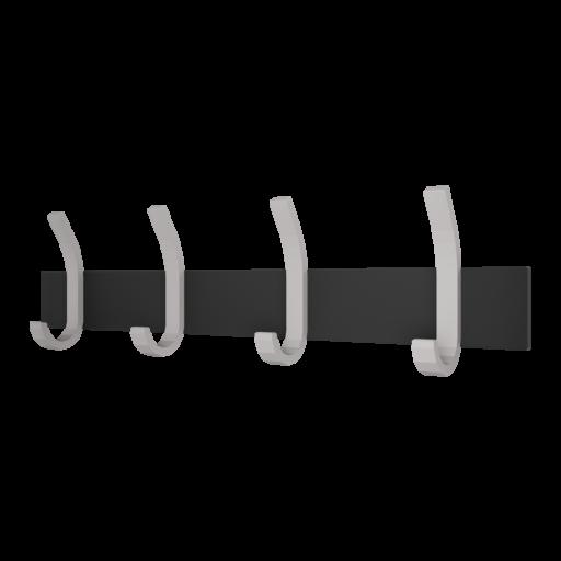 Hook Rack 1 3D Model