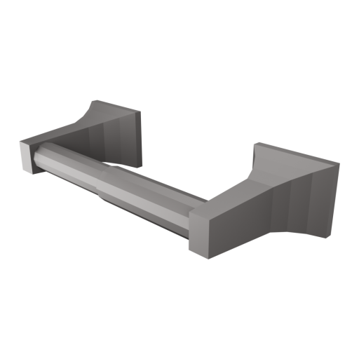 Toilet Paper Holder Wall Mount 1 3D Model