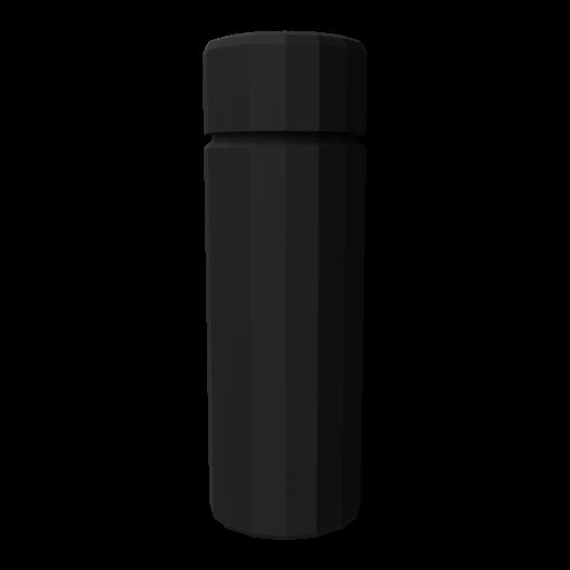 Concrete Bollard 1 3D Model