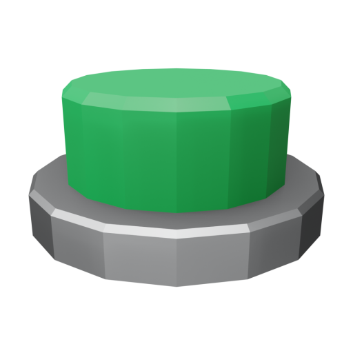 Panel Indicator 2 - Simplified Green 3D Model