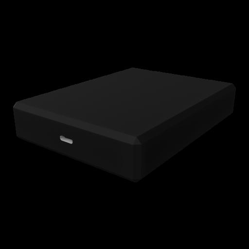 Portable Drive 1 3D Model
