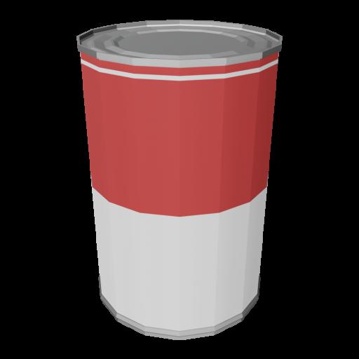 Soup Can 1 3D Model