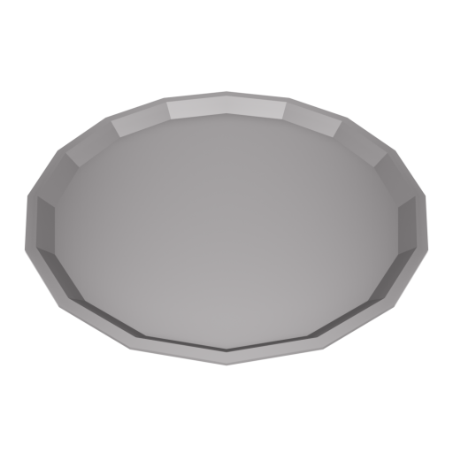 Pizza Pan 1 3D Model