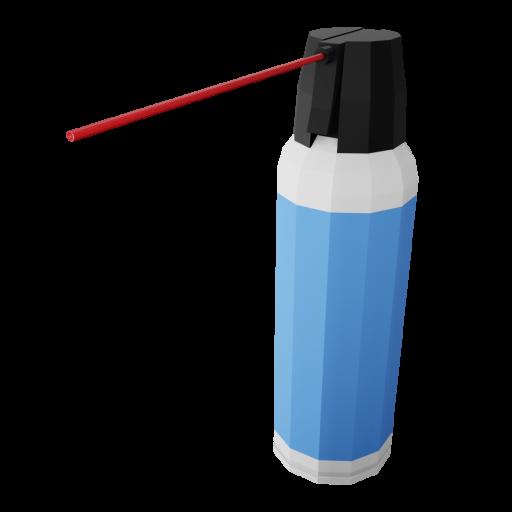 Air Duster 1 3D Model