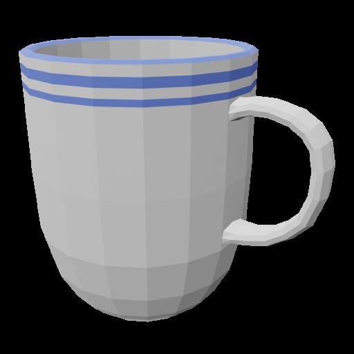 Mug 1 3D Model