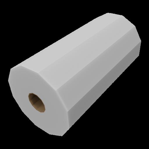 Paper Towels 1 3D Model